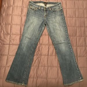 The Limited boot cut jeans